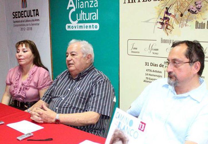 El Gobierno del Estado realizará el evento a través de la  Secretaría de la Cultura y las Artes. (Milenio Novedades)