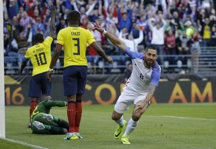 Esta noche, Estados Unidos consiguió su pase a semifinales en la Copa América Centenario. (AP)
