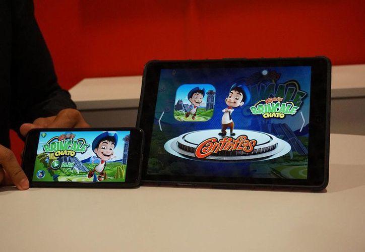 El videojuego estará disponible para teléfonos celulares y tabletas, además en pocas semanas se podrá descargar de manera gratuita. (Notimex)