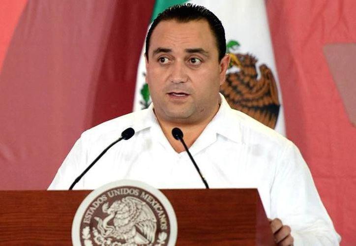 Roberto Borge es acusado por el delito de operaciones con recursos de procedencia ilícita. (Contexto/Internet)