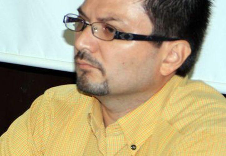 Ernesto Mena Acevedo, exsecretario general del PRD en Yucatán, fue expulsado de este partido político. (SIPSE)