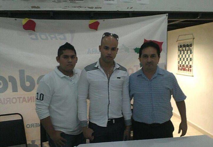 El cubano Juan Carlos Obregón Rivero, es el nuevo entrenador. (Redacción/SIPSE)