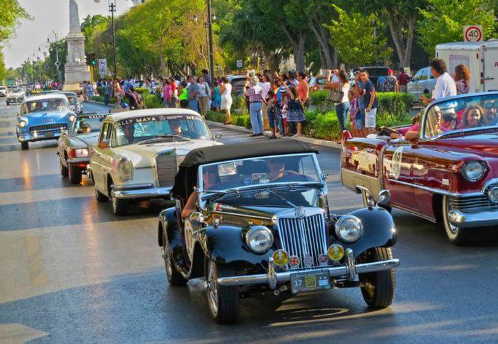 Del 17 al 26 de mayo se llevará a cabo la sexta edición del Rally Maya México. (Novedades Yucatán)