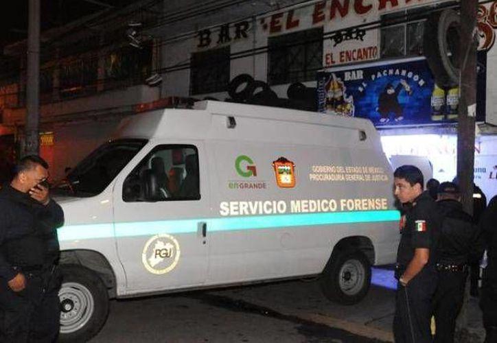 Los asesinatos por cobro de derecho de piso o un simple asalto, aterroriza a comerciantes de Nezahualcoyotl.  (EFE/Archivo)