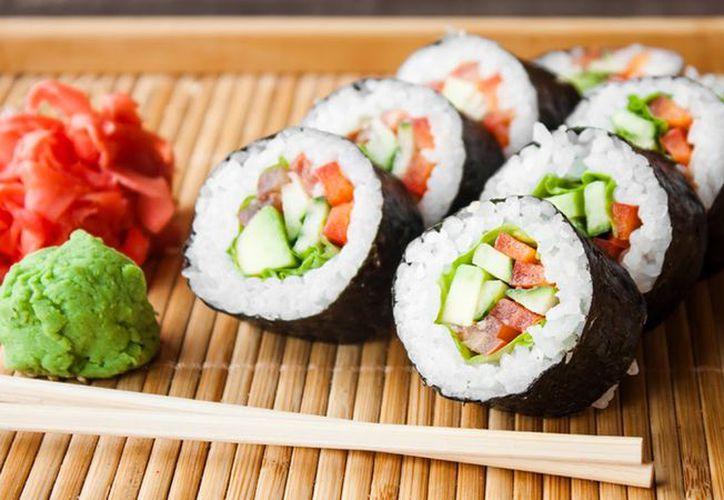 El Sushi ha conquistado el paladar de cientos de personas. (Contexto/Internet).