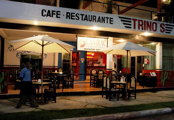 La época decembrina siempre genera mayor actividad en la industria restaurantera. (Enrique Mena/SIPSE)