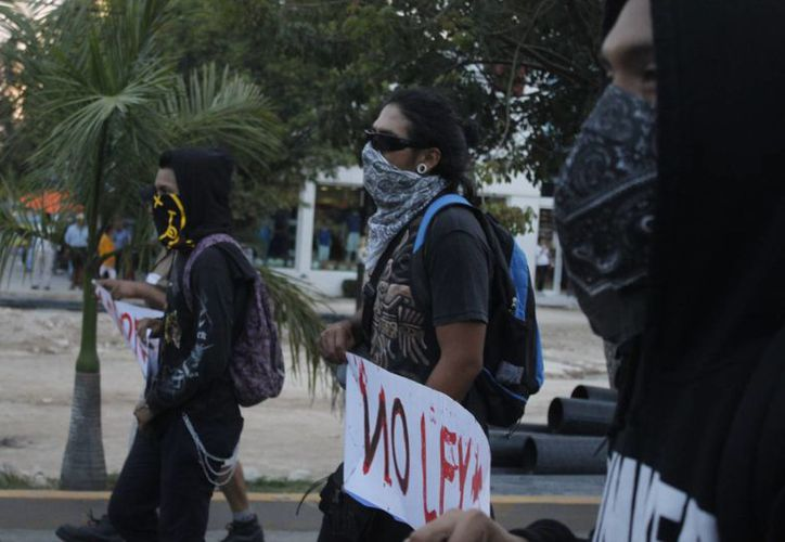 Los participantes se vestirán de negro en señal de luto. (Sergio Orozco/SIPSE)