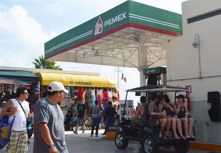 El abasto de gasolina será restablecido este mismo día. (Redacción)