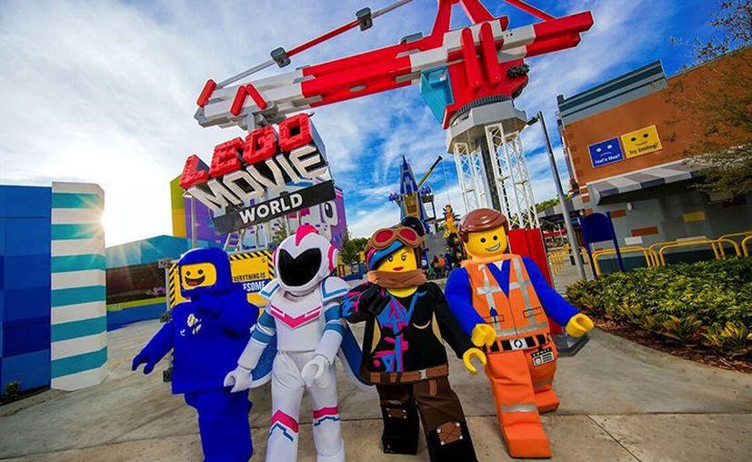 Foto: Cortesía Merlin Entertaiment/Legoland Florida Resort.