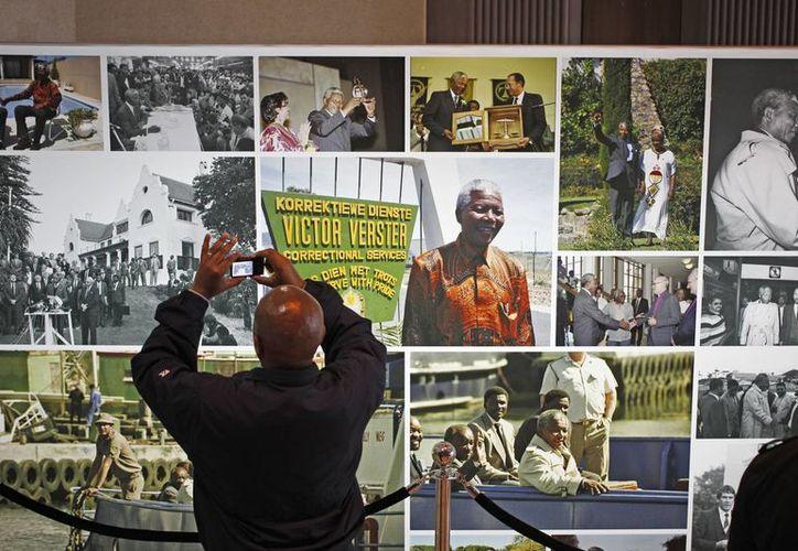 El Día de Mandela tiene un significado especial por el delicado estado de salud del líder sudafricano. (Agencias)
