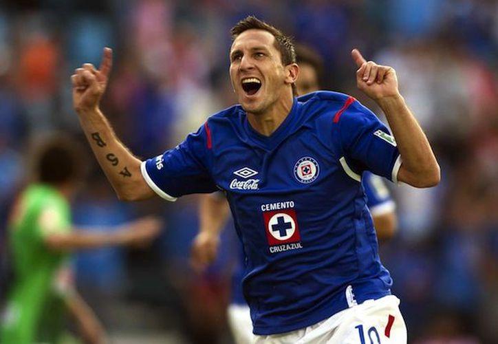 Christian Giménez llegó hace ocho años para el Bicentenario 2010. (Contexto)