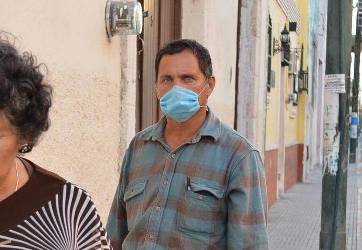 El cubreboca evita la propagación de diversas enfermedades. Se reporta que el aire en Yucatán está expuesto a múltiples bacterias. (Milenio Novedades)