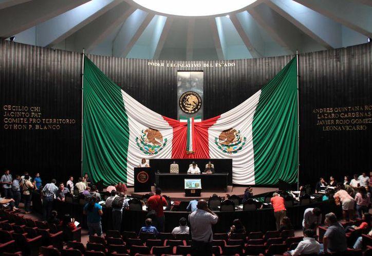 El Poder Legislativo será quien determine si los magistrados son ratificados en el cargo o no. (Juan Palma/SIPSE)