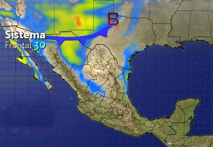 Para hoy se espera  soleado, la probabilidad de lluvias es del cero por ciento en Q. Roo. (Conagua)