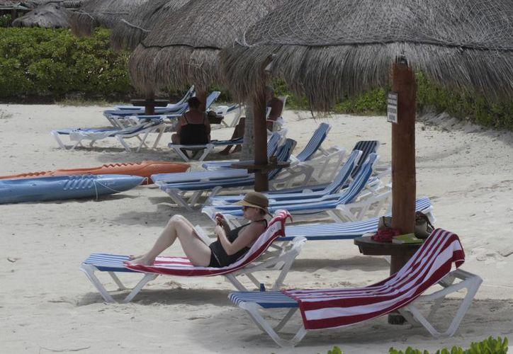 Las expectativas de los prestadores de servicios turísticos apuestan por una mejora durante la temporada alta. (Tomás Álvarez/SIPSE)