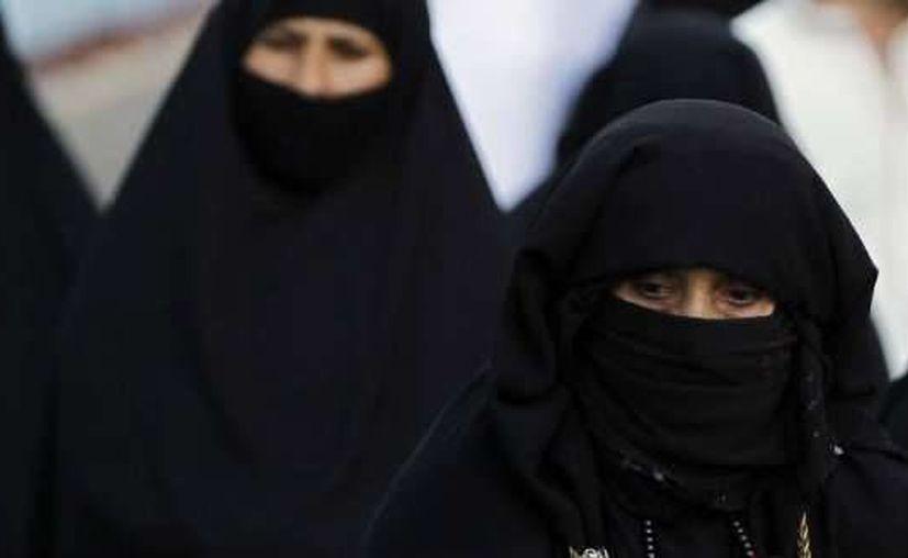 La cultura árabe es muy estricta con respecto a que los hombres puedan ver el cuerpo de las mujeres. (talcualdigital.com/Contexto)