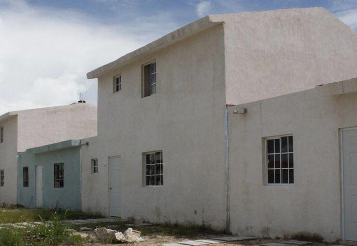 Autorizan construir las 22 casas faltantes del fraccionamiento. (Harold Alcocer/SIPSE)