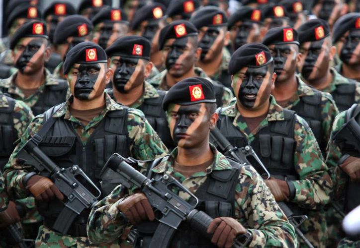 La Ley de Derechos Humanos y que Regula el Uso Legítimo de la Fuerza Pública se mantenía vigente. (Notimex/Foto de contexto)