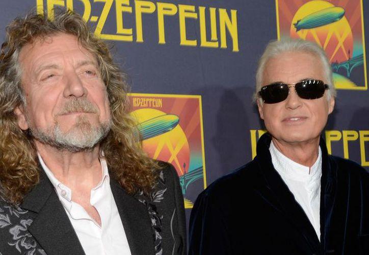 El guitarrista de Led Zeppelin, Jimmy Page, afirmó que no habrá reencuentro de la banda en vivo. (Foto: Grammy)