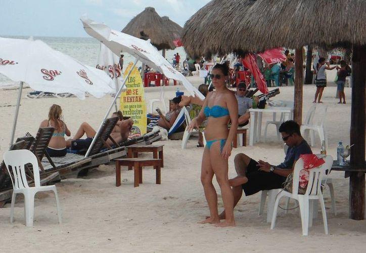 Dueños de centros de hospedaje de Progreso reportaron muy buenos números en las primeras semanas de las vacaciones de verano. (SIPSE)