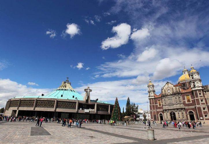 La misa en náhuatl será presidida por el Arzobispo de Puebla, Víctor Sánchez, presidente de la Comisión Episcopal de Pastoral Bíblica, en la Basílica de Guadalupe. (Notimex/Archivo)