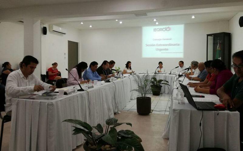 El Ieqroo desechó una nueva petición del PES de separarse de la alianza, por declararla improcedente. (Joel Zamora/SIPSE)