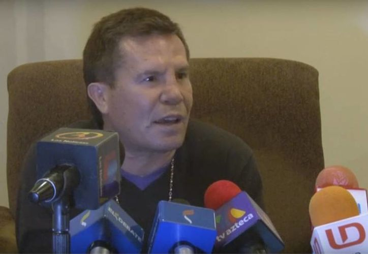 Julio César Chávez respondió a una publicación que se hizo, en el cual mencionan que tiene nexos con el narcotráfico. (Captura de Pantalla)