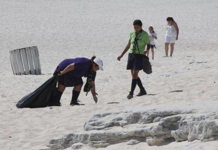En Solidaridad, Isla Mujeres, Cozumel y Benito Juárez y Othón Pompeyo Blanco, se llevarán a cabo la limpieza a partir de la primera quincena de septiembre. (Redacción/SIPSE)