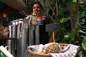¿Conoces el ecotianguis del Jardín de Todas?
