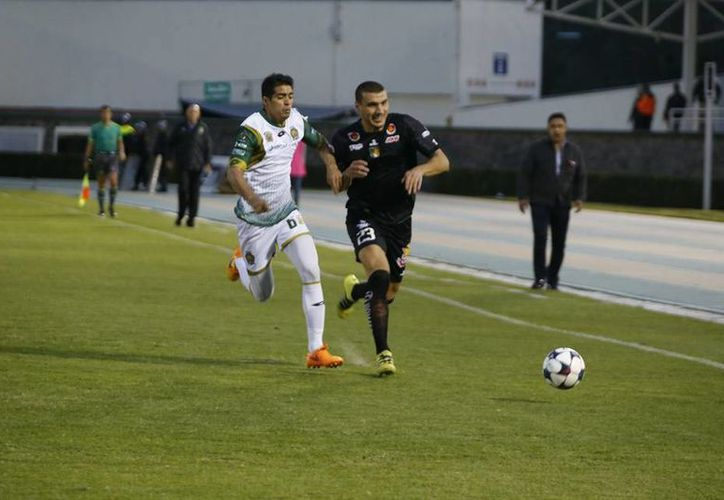 En un fatídico segundo tiempo los Venados recibieron cinco goles, lo que les costó la humillación en la cancha mexiquense. (Facebook/ Venados)