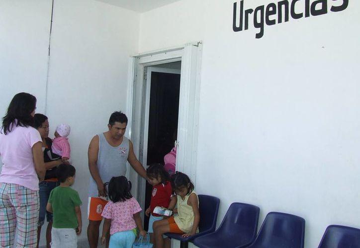 Según la Dirección de Salud se reciben 12 casos de enfermedades respiratorias al día.  (Rossy López/SIPSE)