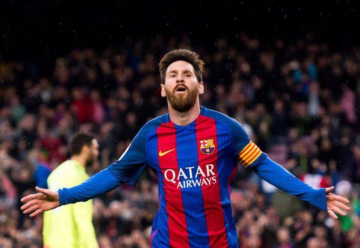 Messi y la directiva del Barcelona firmarán el contrato cuando regrese de su luna de miel. (Foto: Contexto/Internet)
