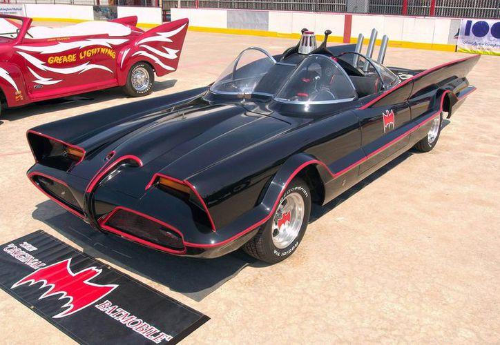 El auto se diseñó en 1965 por encargo de 20th Century Fox. (Internet)