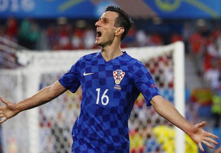 Es posible que Kalinic ya no juegue con Croacia en todo lo que resta del Mundial, por indisciplina (Foto: astv.com)