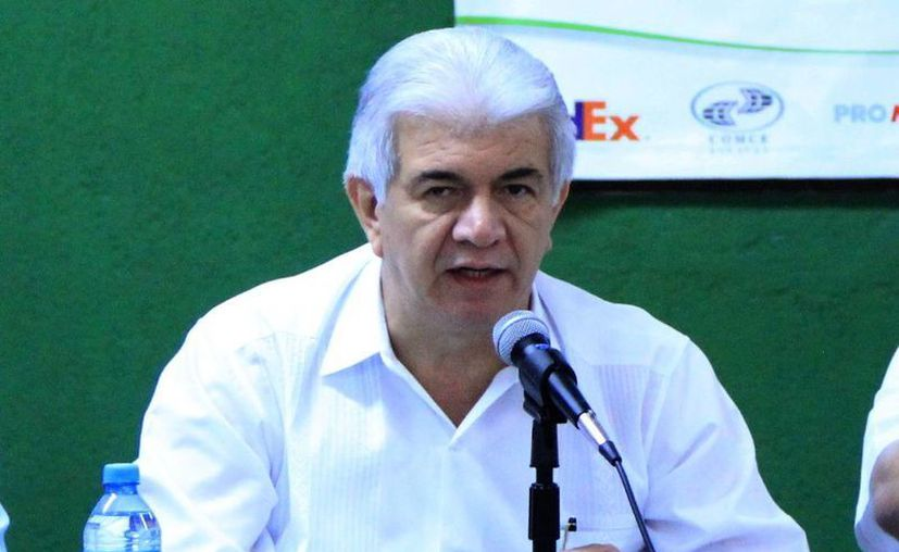 El secretario de Fomento Económico, David Alpizar Carrillo.  (SIPSE)