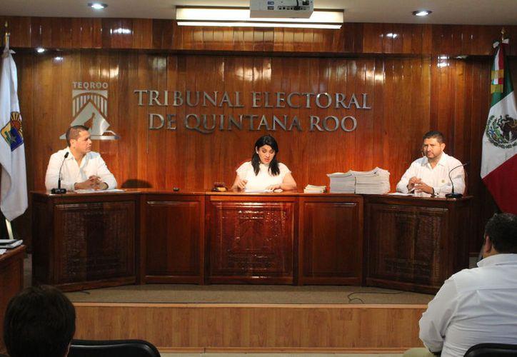 La decisión del Tribunal Electoral de Quintana Roo fue avalada por la sala Xalapa. (Joel Zamora/SIPSE)