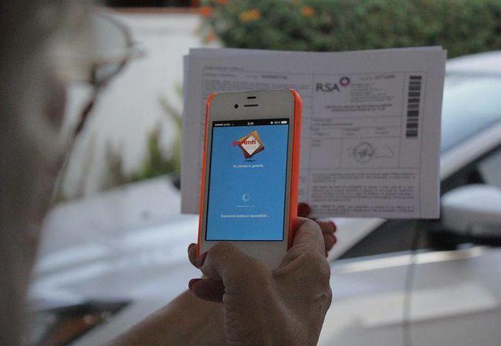 El proyecto del Garantibox busca no sólo satisfacer el área de las garantías, sino almacenar todo tipo de documentos. (facebook.com/GarantiBOX)