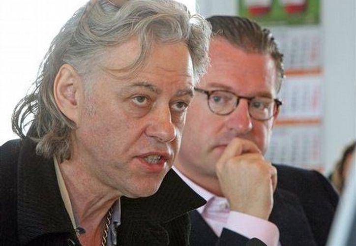 El hambre en Etiopía empujó a Geldof a crear en 1985 la Fundación Band Aid Trust. (Agencias)