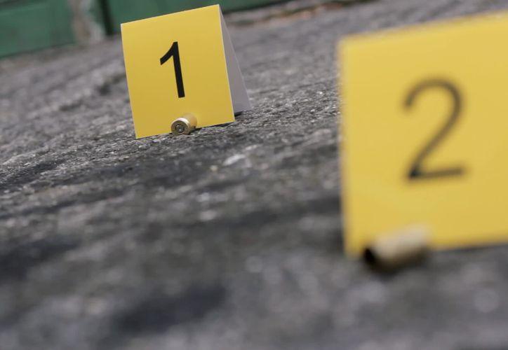 Un hombre de alrededor de 40 años y su hijo de 13 fueron asesinados cuando se dirigían a la escuela. (Contexto/Internet).