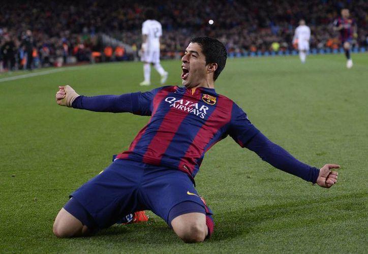 Al minuto 55, Suárez definió cruzado para dejar sin oportunidad da Casillas. (Foto: AP)