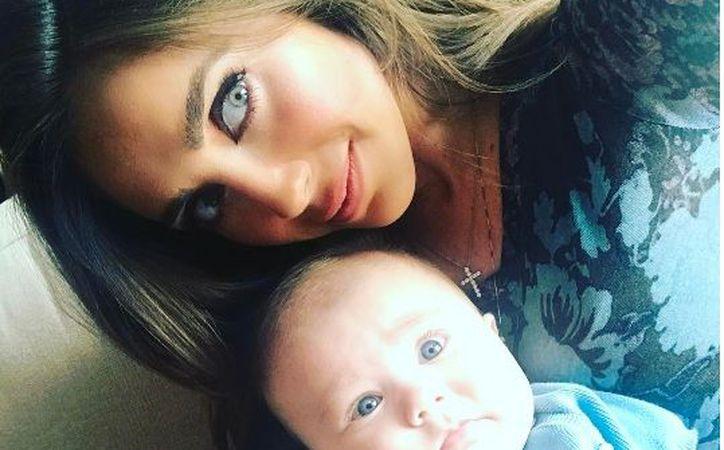 Anahí ha vuelto a derretir las redes con dos nuevas publicaciones. (Instagram)
