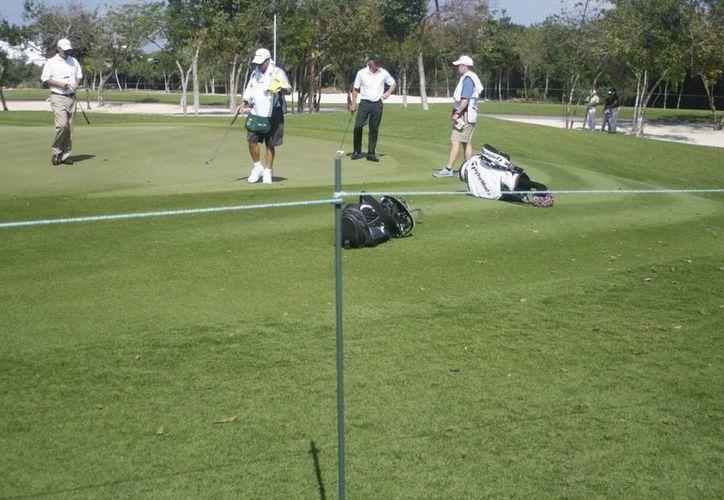 Los polos turísticos más importantes de la entidad se publicitarán como destinos de golf. (Archivo/SIPSE)