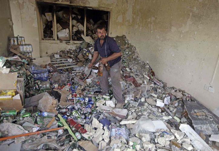 Irak vive en un cotidiano escenario de violencia. (Archivo/Agencias)