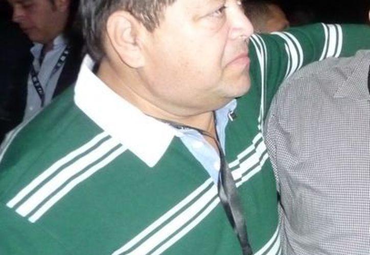 """Alfredo """"Nene"""" Peniche Medina falleció el mes pasado; fue presidente de la Comisión de Box de Valladolid. (Milenio Novedades)"""