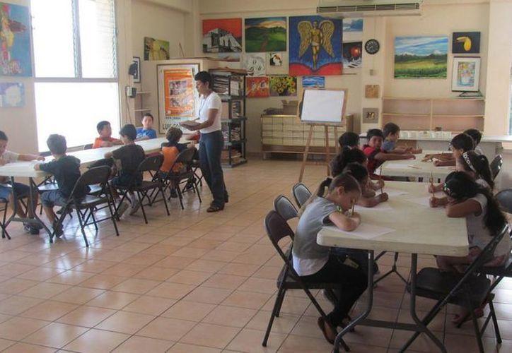 La Casa de la Cultura espera a un promedio de 200 niños inscritos en este curso de verano. (Redacción/SIPSE)