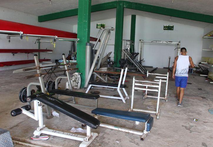 Ejido Santa Elena es propietario  de las tierras que ocupa la pista de remo y canotaje desde el 2005 en la Laguna Milagros. (Miguel Maldonado/SIPSE)