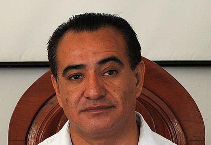 Jefe de la Jurisdicción Sanitaria Número 2, Ignacio Bermúdez Meléndez. (Redacción/SIPSE)