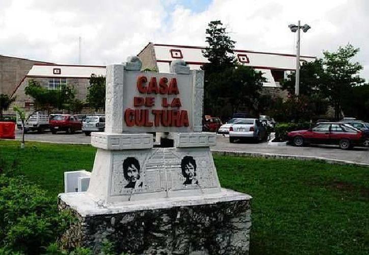 La muestra fue expuesta hace algunas semanas en Felipe Carrillo Puerto, y ahora en la Casa de la Cultura de Cancún. (Redacción)