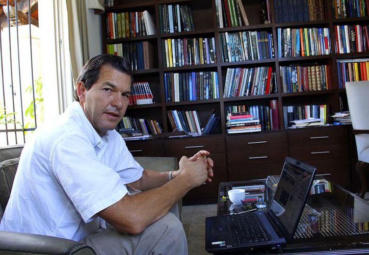 Patricio Patrón, ex procurador Federal de Protección al Ambiente, perdió sus derechos como militante panista. (Milenio Novedades/Archivo)