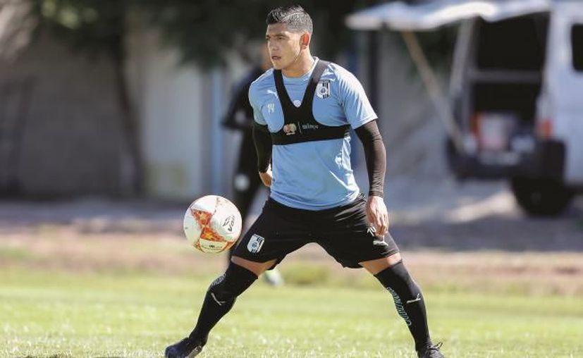 Gael Acosta es nuevo jugador del club yucateco. (Cortesía)